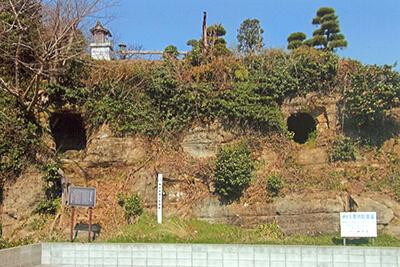 神光寺横穴墓群