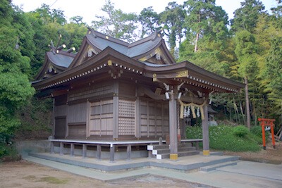 川名御霊神社