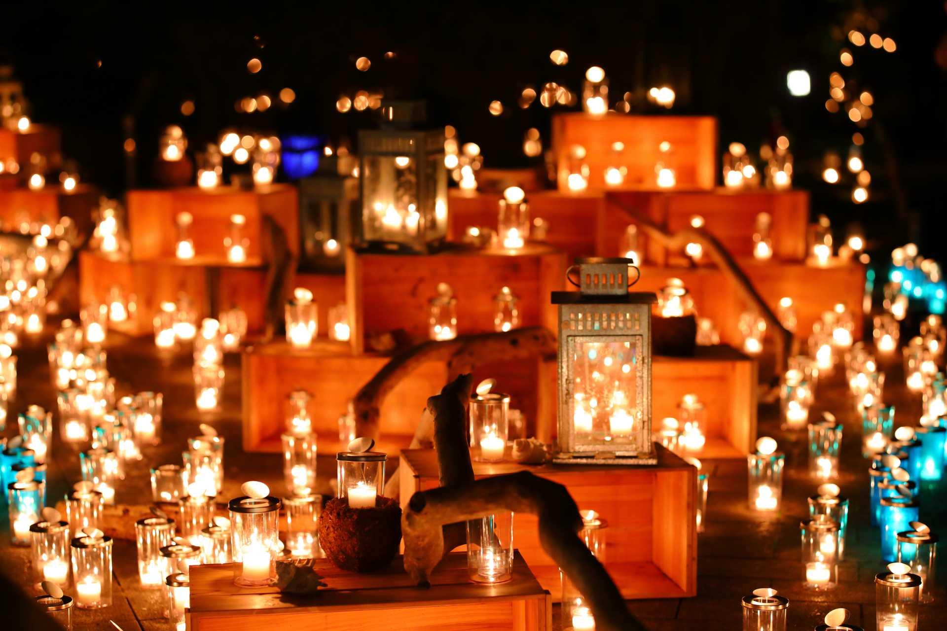 10月23日(金)の湘南キャンドル2020の開催は中止です