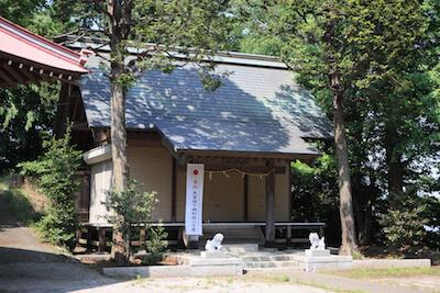 七ッ木神社
