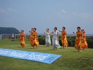 第12回鵠沼ハワイアンフェスティバル