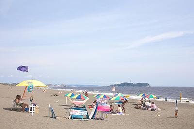辻堂海水浴場(辻堂海岸)