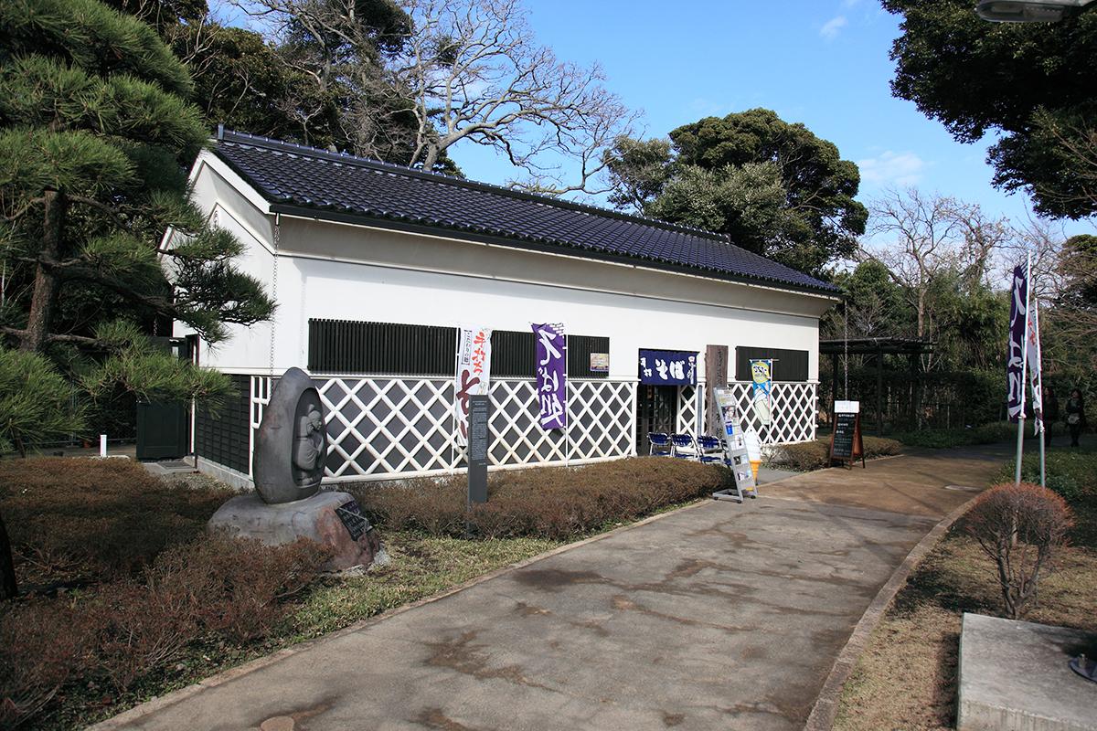 松本館外観の写真