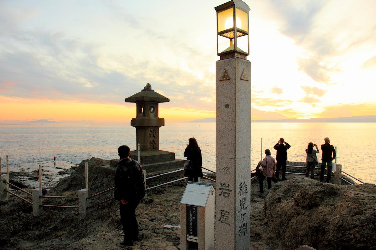 江の島岩屋