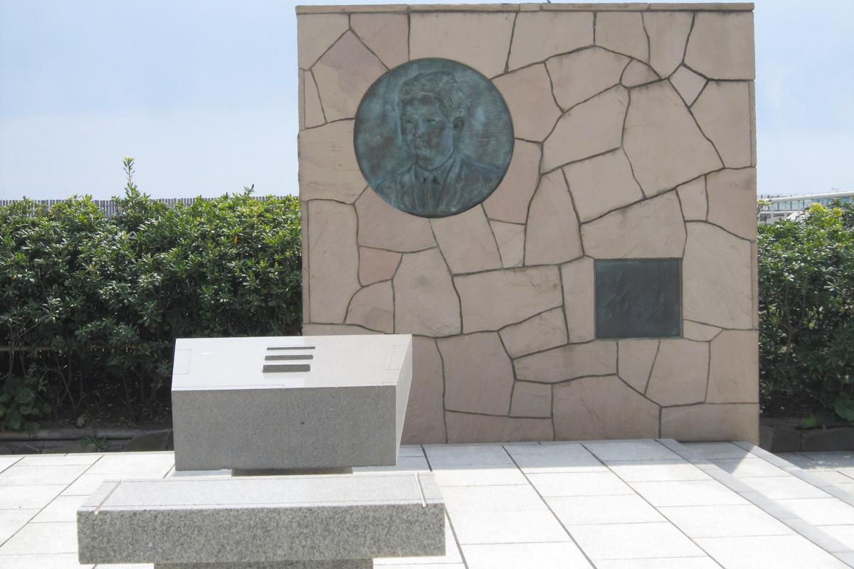 聶耳記念碑