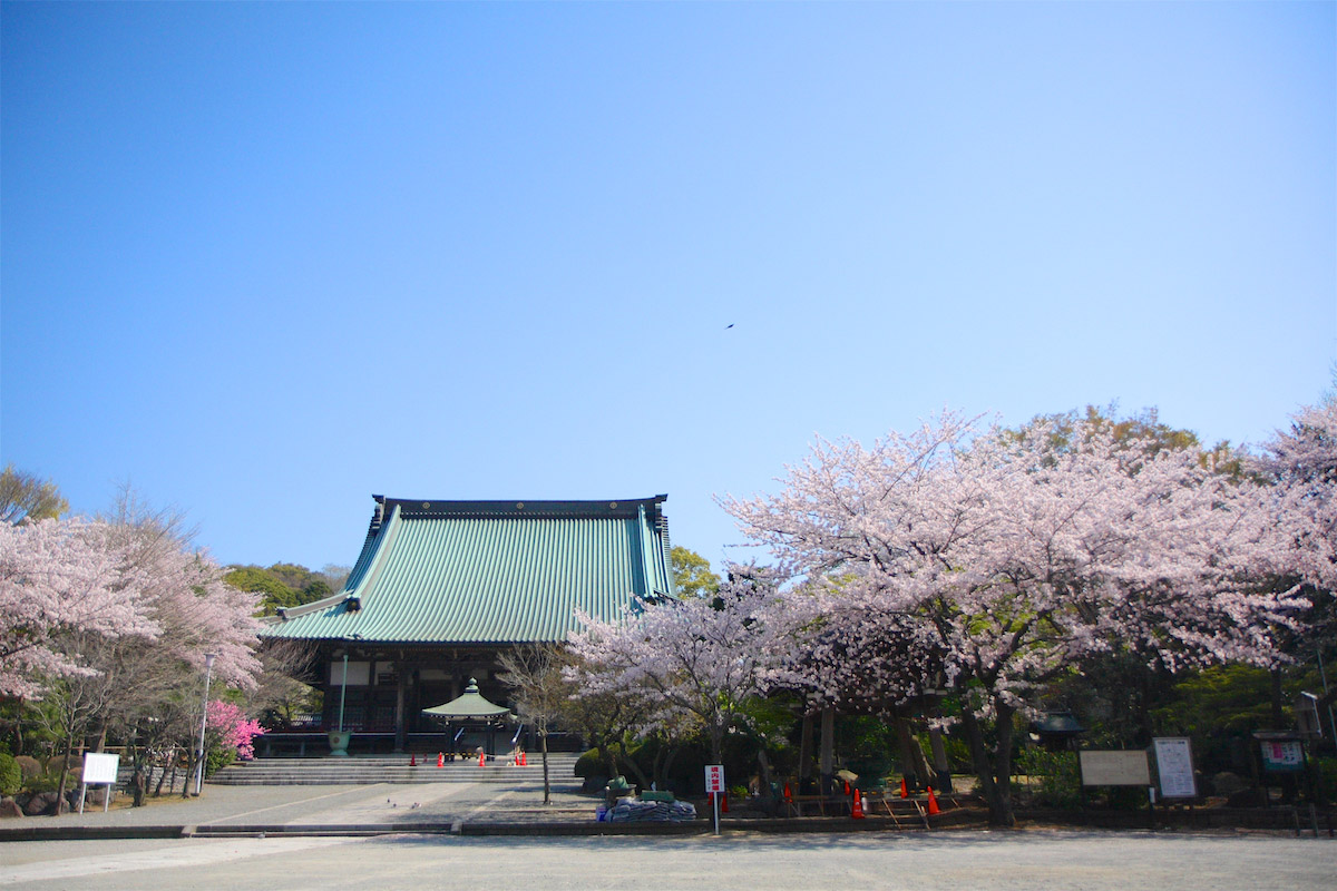 遊行寺 清浄光寺