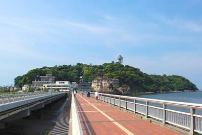 江の島外景