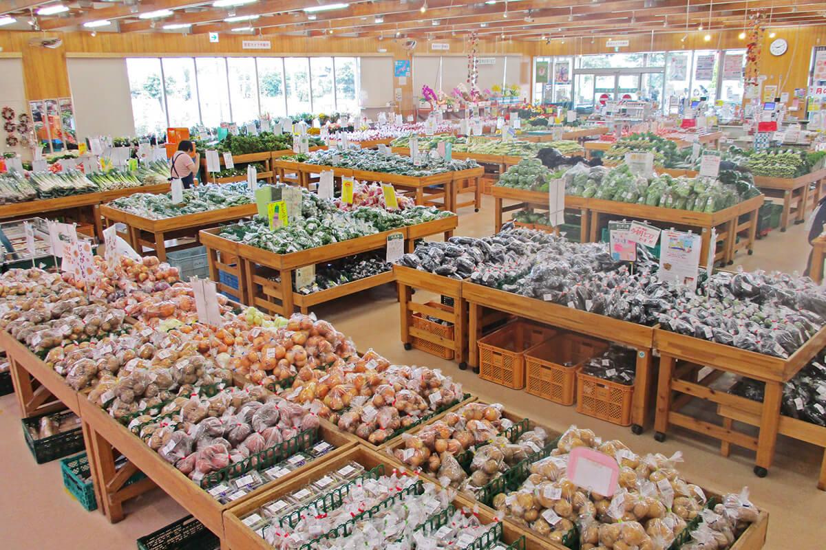 ファーマーズマーケットわいわい市藤沢店