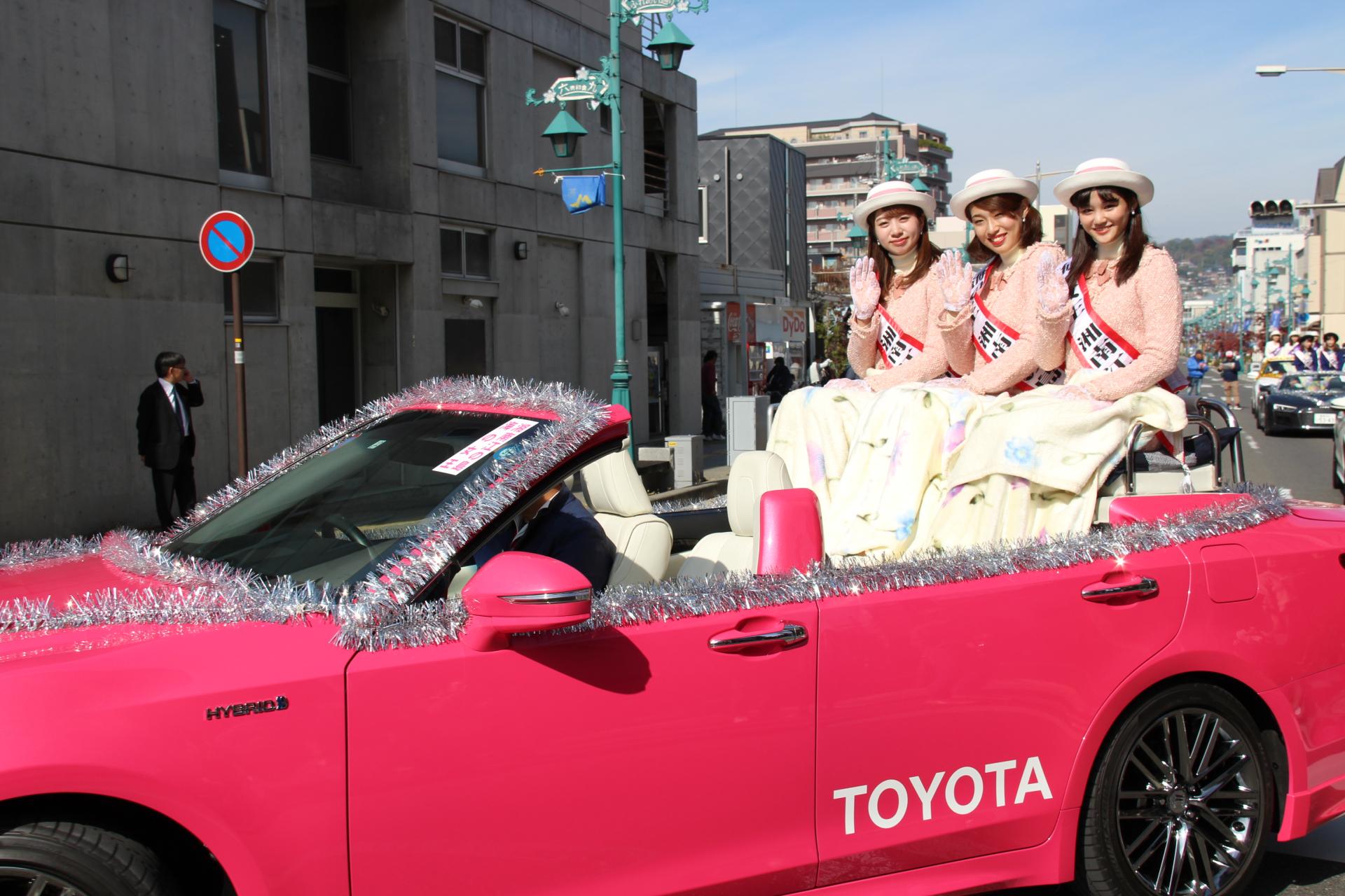 長野県松本市パレード