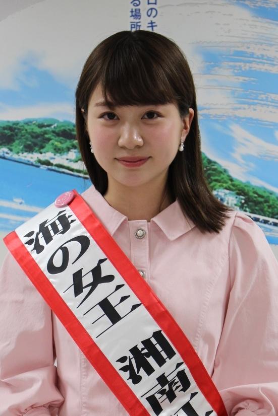 海の女王の笹村 朱里(ささむら あかり)