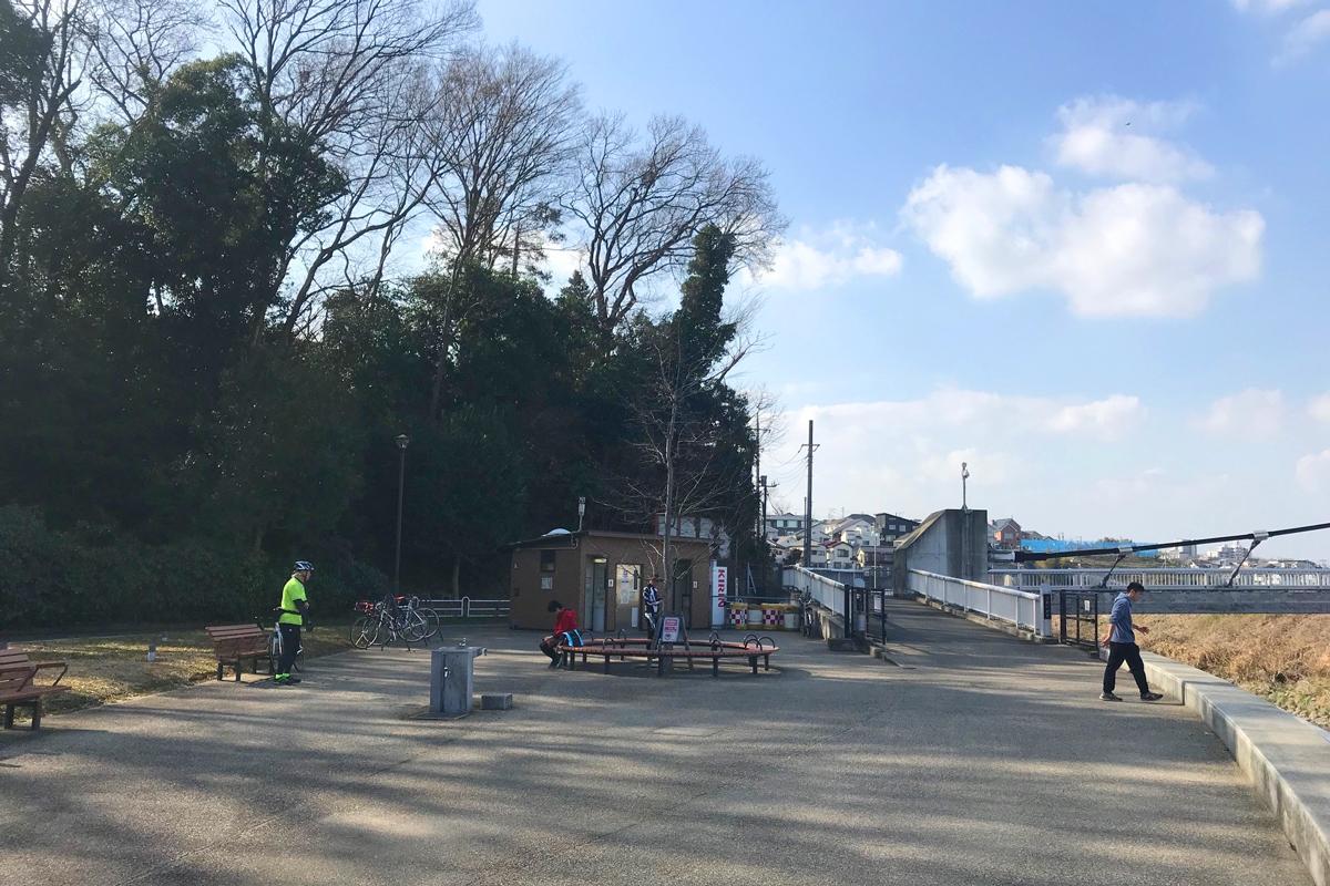境川遊水地公園ポケットパーク